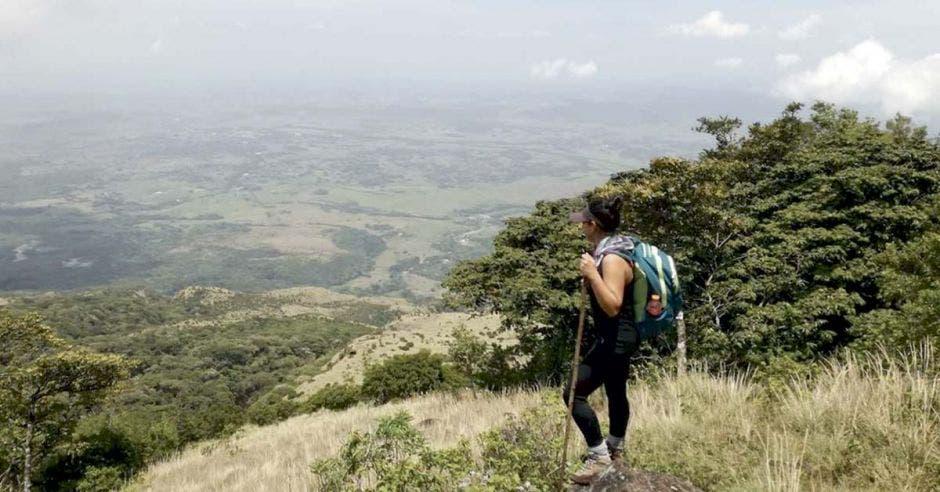 Invitan a senderistas con corazón espartano a alcanzar la cumbre del volcán Miravalles