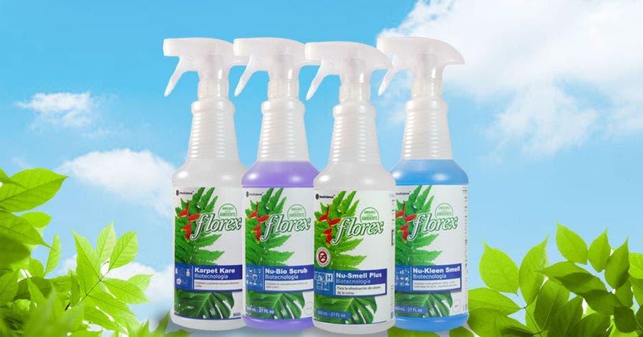 2d847d53 Florex presenta nuevos productos de limpieza biotecnológicos