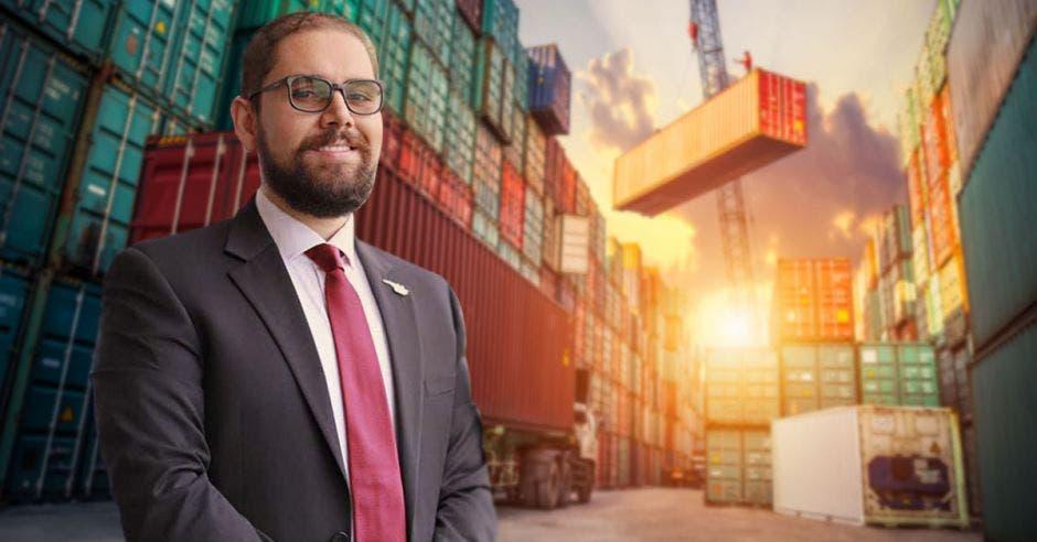 Duayner Salas, viceministro de Comercio Exterior