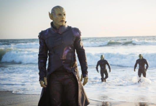 Algunos aliens, de los personajes secundarios de la películas