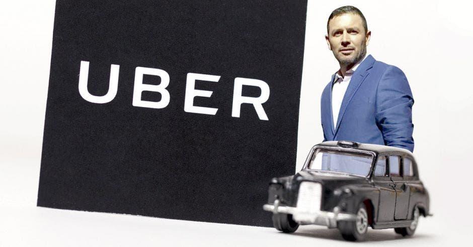 """Rolando Fonseca, exchofer Uber: """"Los Uber se sienten traicionados por el Gobierno"""""""