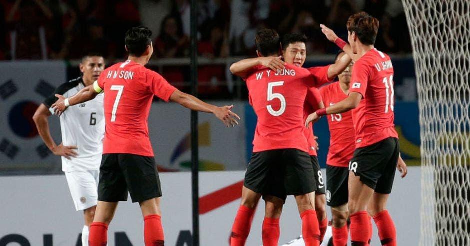 La Selección Nacional se limitó a ver jugar a Corea del Sur