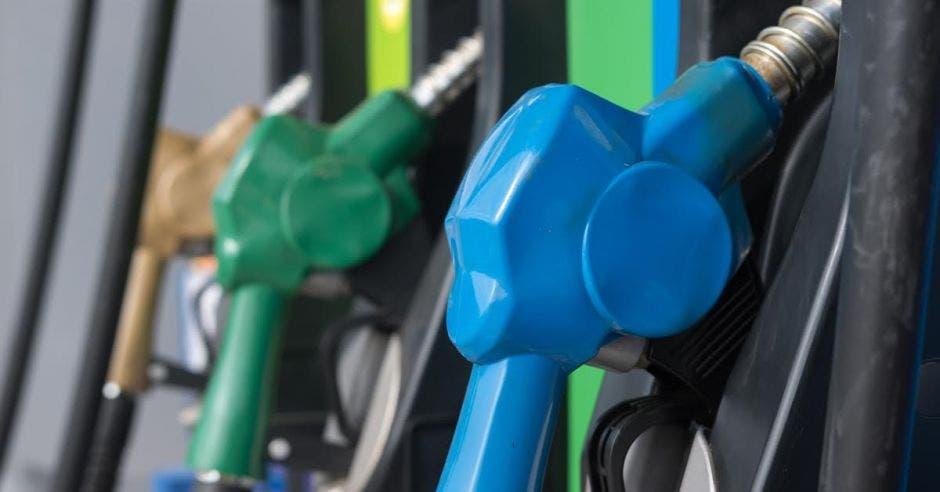 máquinas de venta de combustible