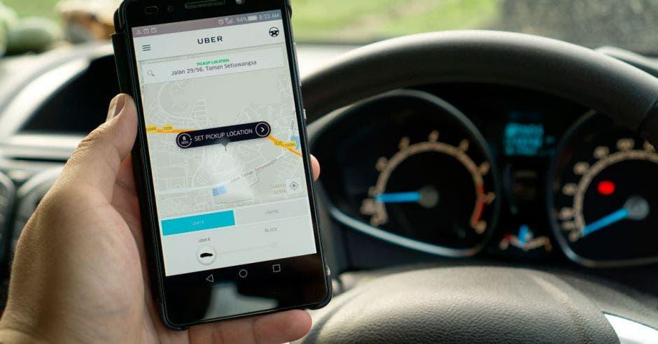 Ir a un referendo para definir legalidad de Uber sería lo mejor
