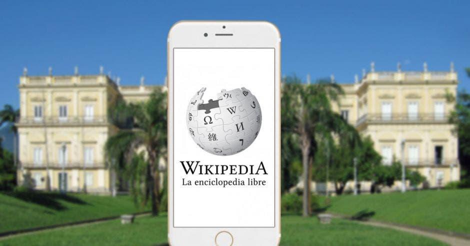 Wikipedia Museo Nacional de Brasil