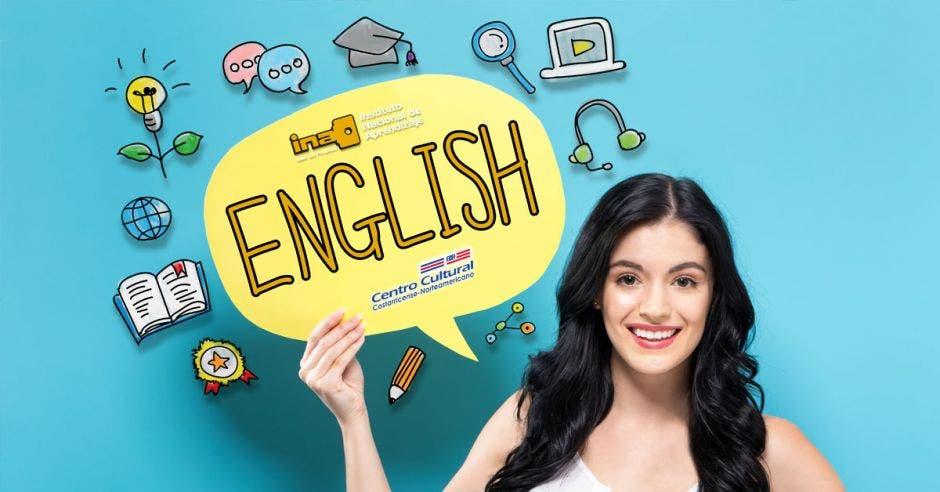 Convenio permite certificación del nivel de inglés de 4 mil estudiantes del INA al año