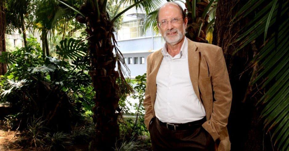 Henning Jensen, rector UCR