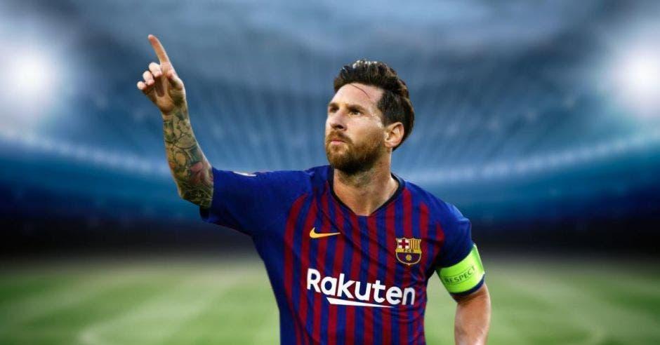 Messi aumenta su legado igualando récord de Raúl en Champions