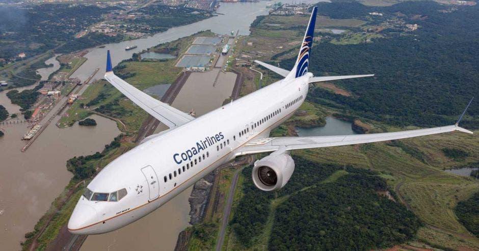 avión de Copa