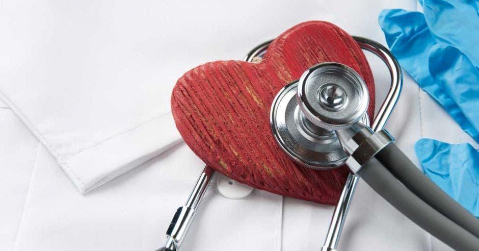 monitoreo de corazón