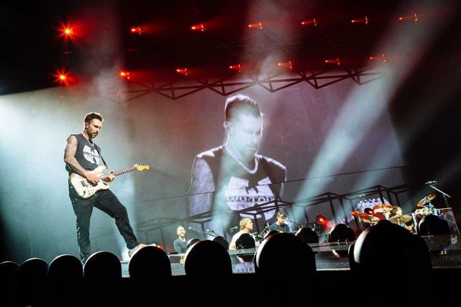 Maroon 5 cantaría en el Super Bowl
