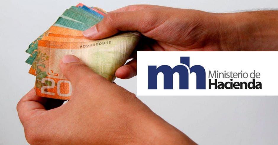 Hacienda deberá cancelar ¢277 mil millones por vencimientos de deuda en una semana