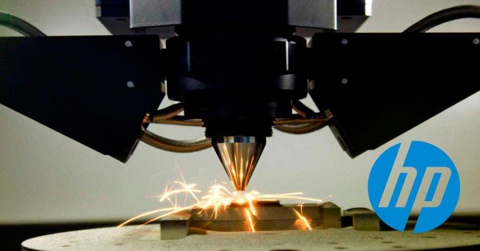 HP lanza tecnología de impresión 3D en metal más avanzada del mundo