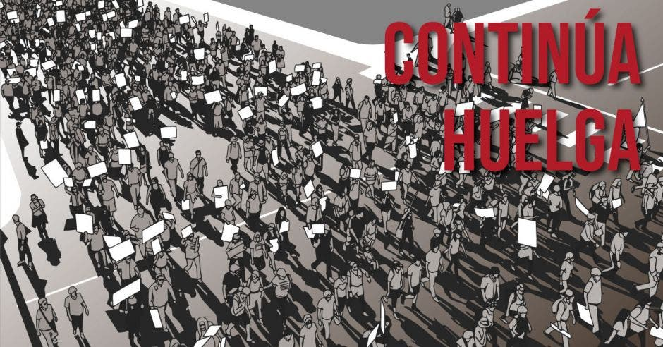 Gobierno cambia, nuevamente, sede a sindicatos para negociar