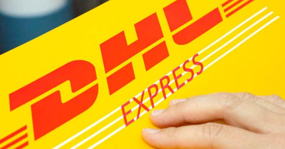 logo del DHL Express