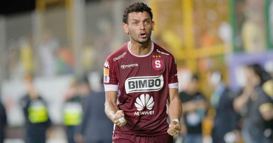 Michael Barrantes, un rompedor de retaguardias.