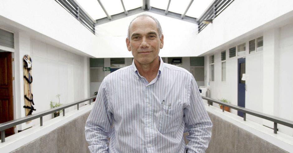 Renato Alvarado, ministro de Agricultura y Ganaderia