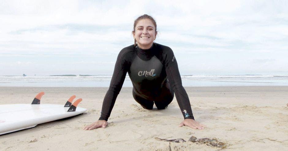 Natalia Vindas estará en diciembre compitiendo en su segundo Mundial en California.