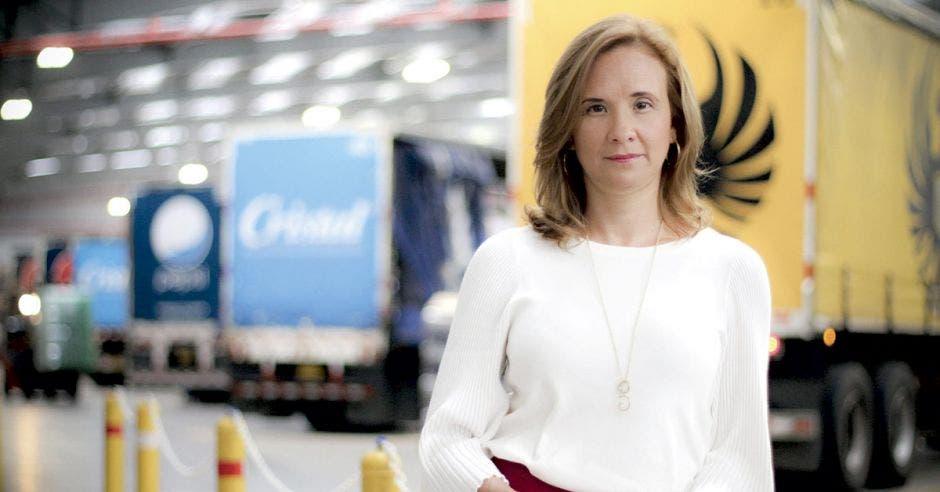 Gisela Sánchez, directora de Relaciones Corporativas de FIFCO
