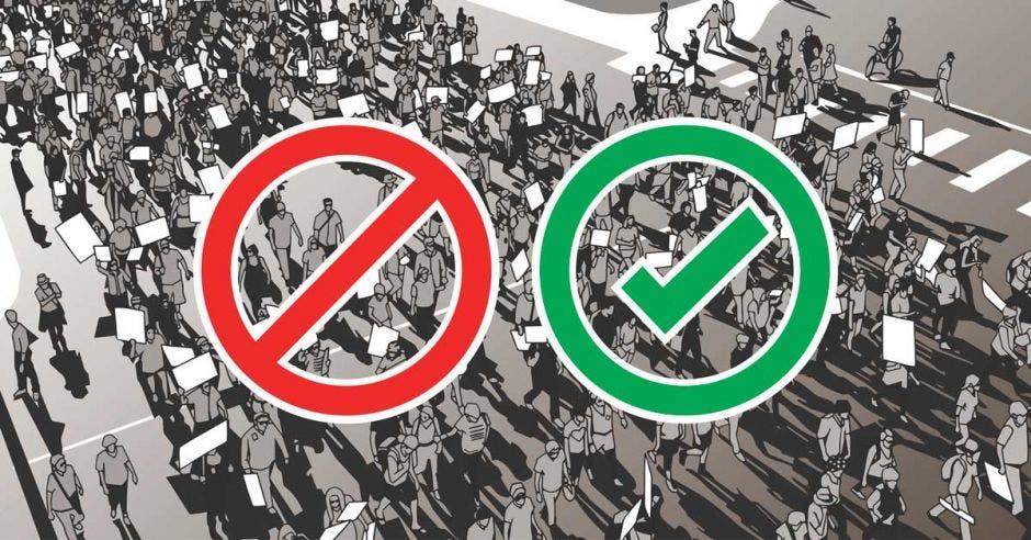 La ilegalidad de la huelga o no se conocerá en dos semanas