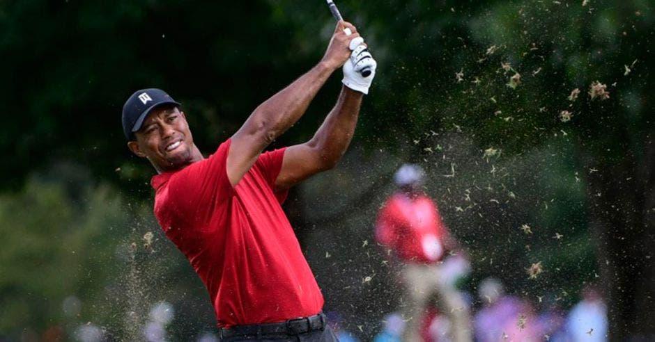El golfista ganó el Tour Championship en Atlanta con un promedio de 11 bajo par.