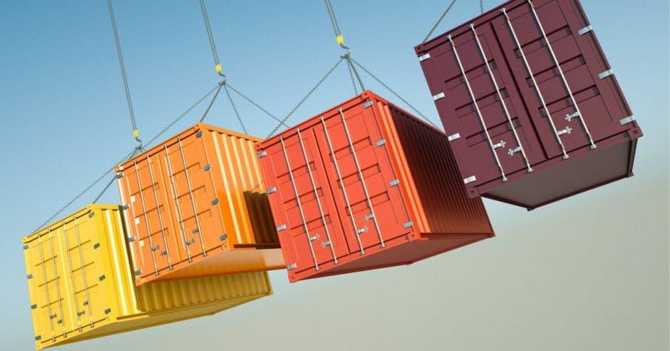 Exportaciones acumuladas a agosto alcanzaron los $7,5 mil millones