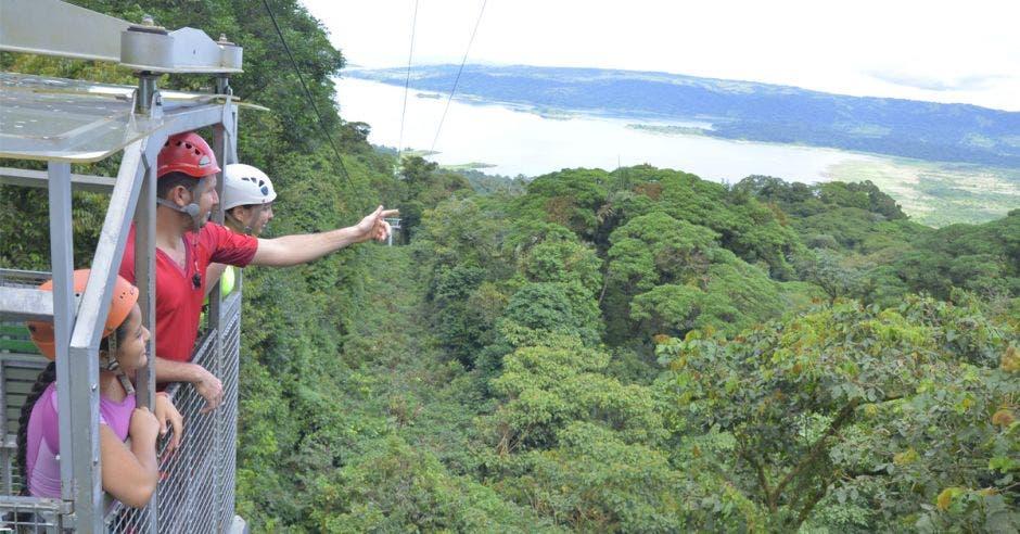 canopy turistas