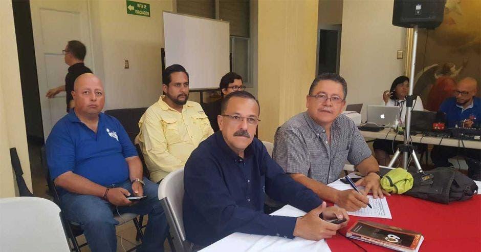 Albino Vargas, secretario general de ANEP aseguró que acuerdo favorece la corrupción.