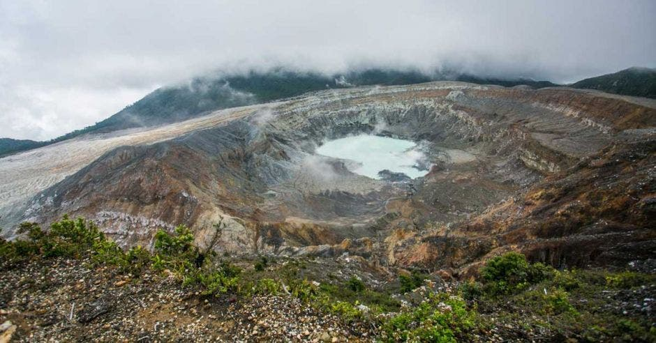 Tras una larga espera, el Parque Nacional Volcán Poás reabrió sus puertas al público el pasado 29 de agosto.