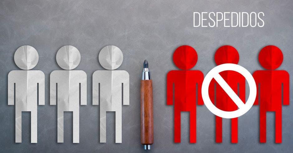 Despidos de educadores