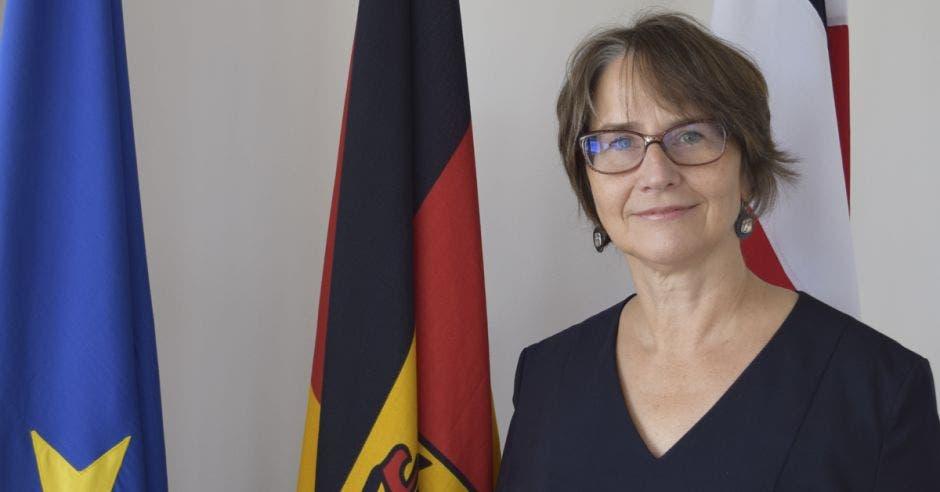Embajadora de Alemania