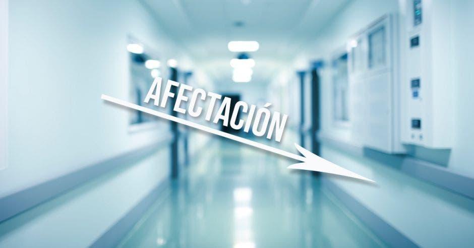 Baja la afectación en servicios de salud
