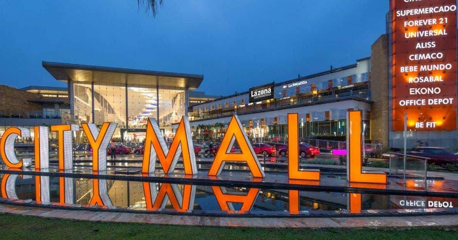 fachada de City Mall