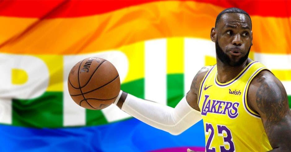 LeBron James disputará su primer partido de pretemporada en Staples Center.