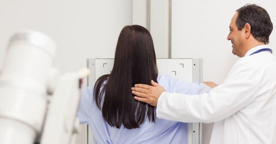 Exámenes cáncer de mama