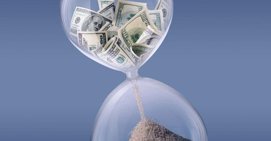Consumo de dinero