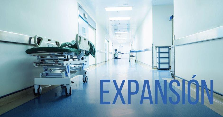 Expansión servicios médicos