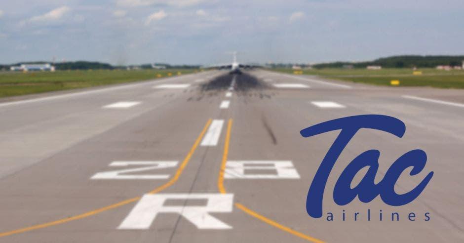 Resultado de imagen para tac airlines costa rica