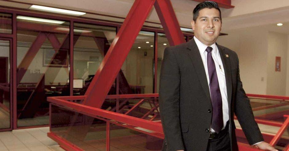 Steven Núñez, ministro de Trabajo.
