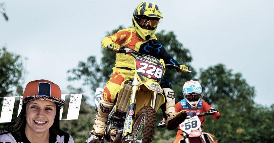 La tica buscará ganar por segunda ocasión el Campeonato Latinoamericano de Motocross en México.