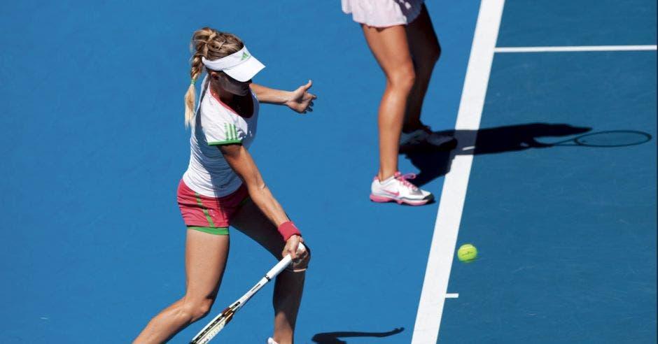 Los partidos se jugarán en las instalaciones del Costa Rica Tennis Club en la Sabana. Imagen con fines ilustrativos.