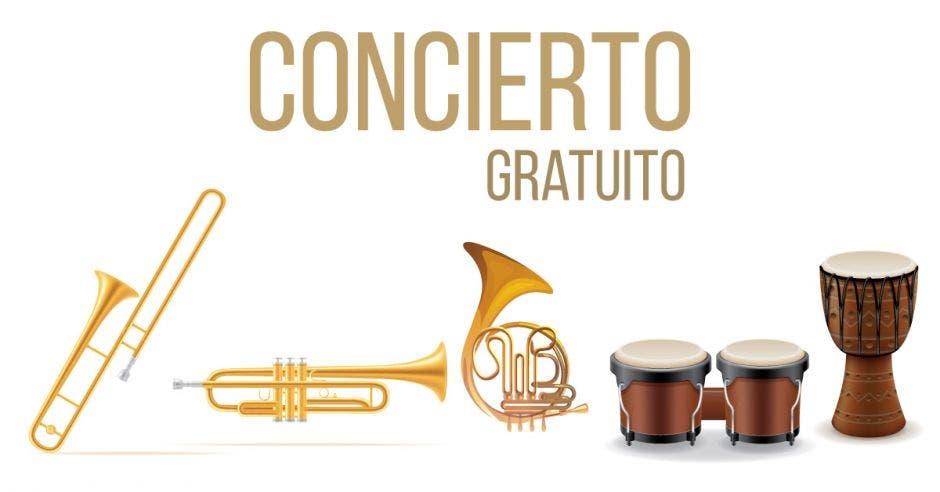 21 músicos de dos orquestas nacionales darán Concierto de Bronces
