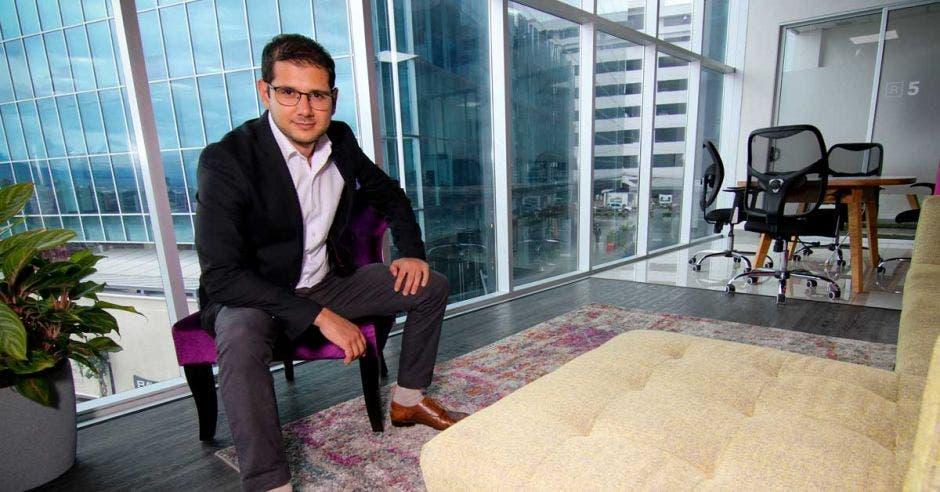Josué Rodríguez, fundador de Siru Financiero