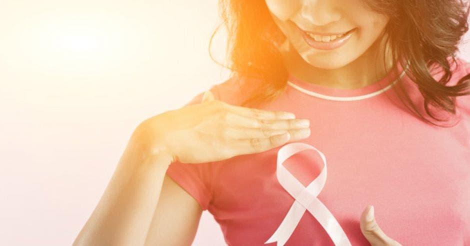 Autoexamen cáncer de mama