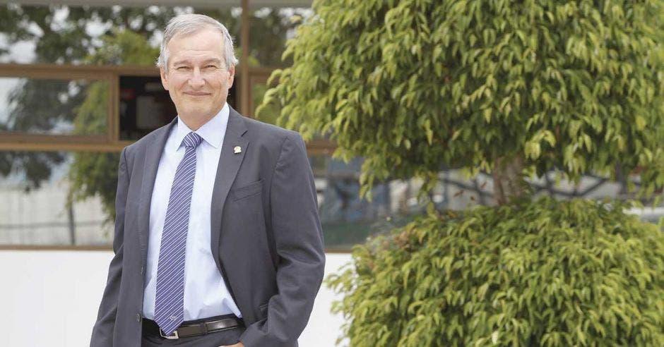 Gonzalo Delgado, presidente de la Uccaep