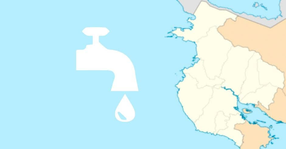 Guanacaste sin agua
