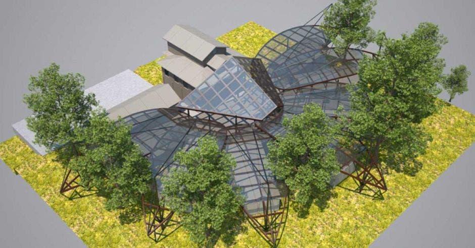 techos sobre celdas