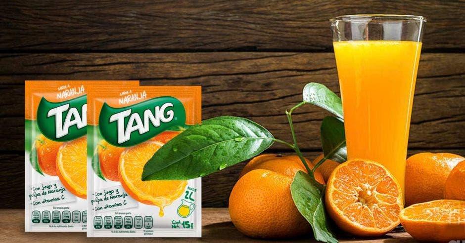 empaque de Tang