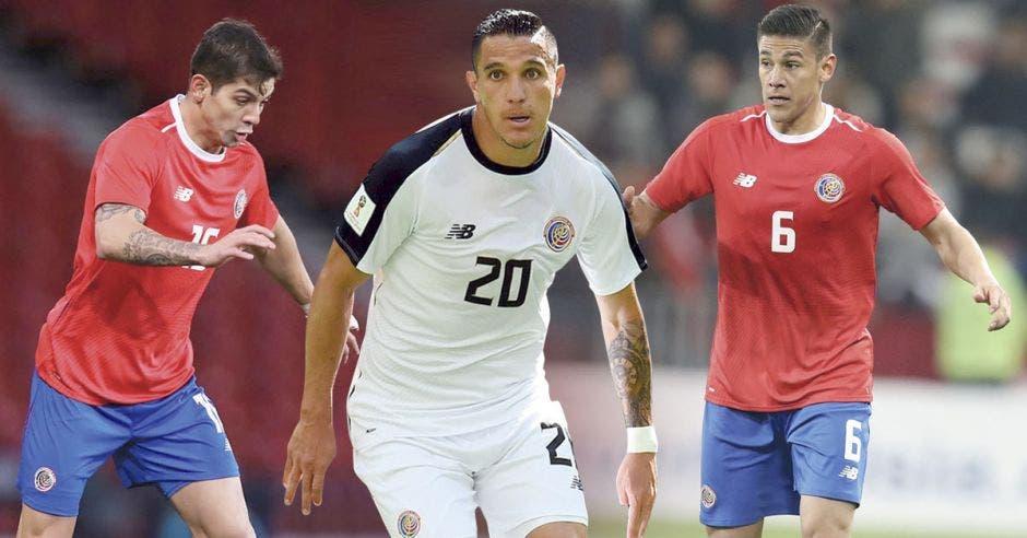 Ante Colombia, varios seleccionados se mostraron lejos de su mejor nivel.