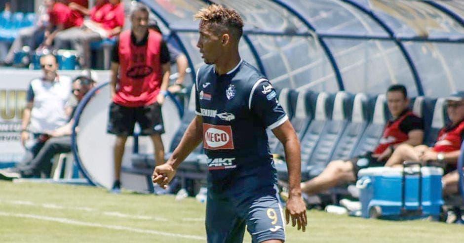 Marcel Hernández mueve redes en favor del equipo azul.